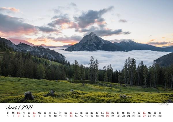 Gesäuse Kalender 2021