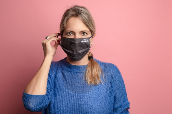Gesäuse Stoffmaske